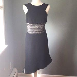 L'AGENCE asymmetrical dress